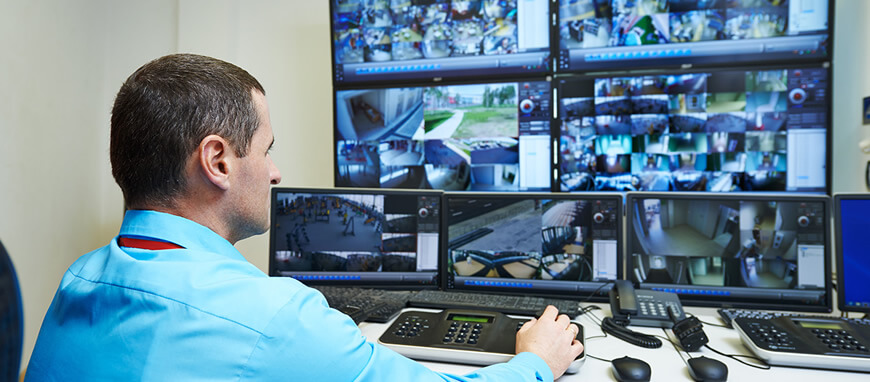 Monitoramento eletrônico 24 horas